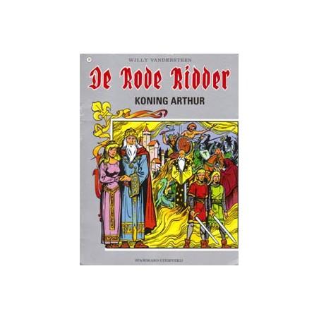 Rode Ridder  019 Koning Arthur