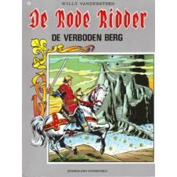 Rode Ridder Kleur 057 De verboden berg herdruk
