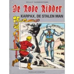 Rode Ridder Kleur 082 Karpax, de stalen man herdruk