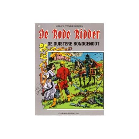 Rode Ridder Kleur 084 De duistere bondgenoot herdruk