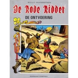 Rode Ridder Kleur 089 De ontvoering herdruk