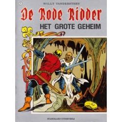 Rode Ridder Kleur 091 Het grote geheim herdruk