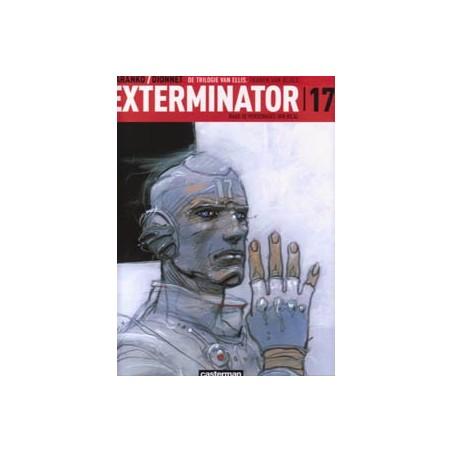 Exterminator 17 04 HC<br>Tranen van bloed