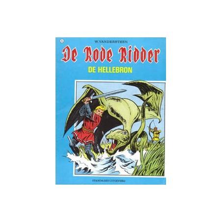 Rode Ridder Zwart-wit 075 De hellebron 1e druk 1977