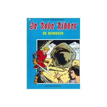 Rode Ridder Zwart-wit 105 De bewaker 1e druk 1983