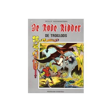 Rode Ridder Kleur 107 De troglods 1e druk 1984