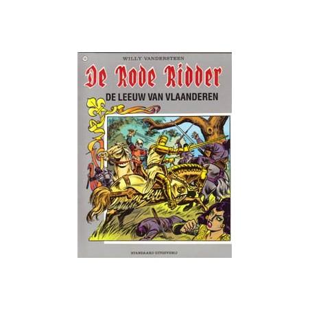 Rode Ridder Kleur 109 De leeuw van Vlaanderen 1e druk 1984