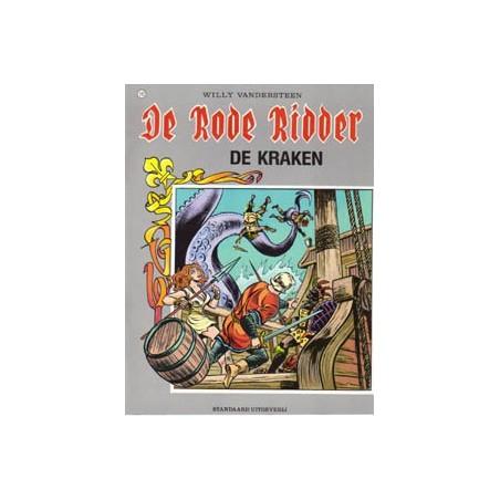 Rode Ridder Kleur 110 De kraken 1e druk 1984