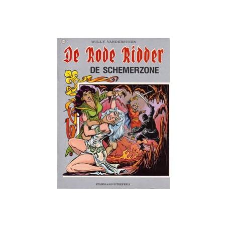 Rode Ridder Kleur 112% De schemerzone 1e druk 1985