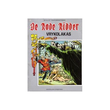 Rode Ridder Kleur 114 Vrykolakas 1e druk 1985