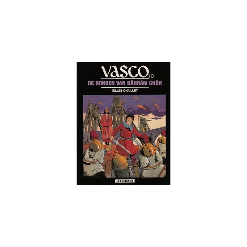 Vasco  10 De honden van Bahram Ghor
