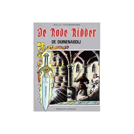 Rode Ridder Kleur 122 De duinenabdij 1e druk 1987