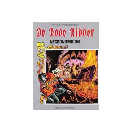 Rode Ridder Kleur 124 Necronomicon 1e druk 1987