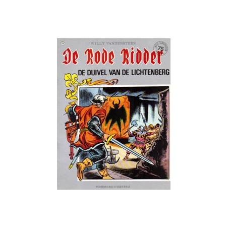 Rode Ridder Kleur 126 Duivel van Lichtenberg 1e druk 1988