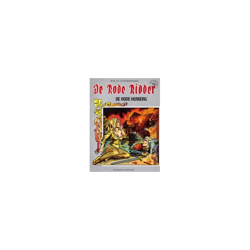 Rode Ridder Kleur 127 De rode herberg 1e druk 1988