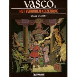 Vasco 11 - Het verboden keizerrijk