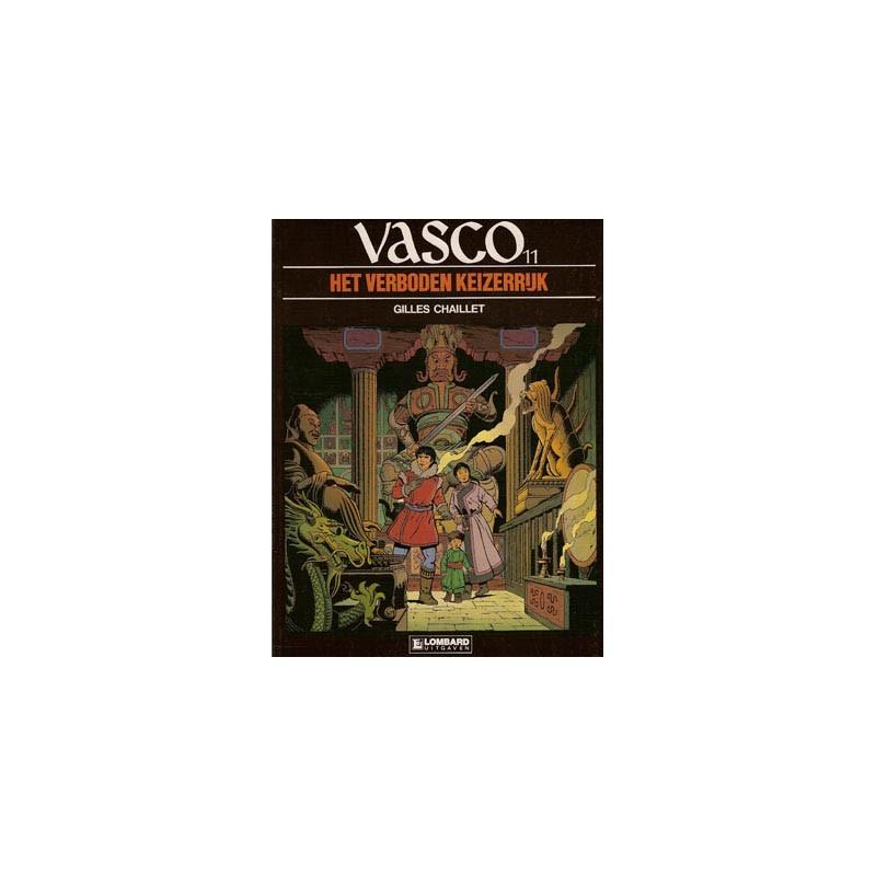 Vasco  11 Het verboden keizerrijk