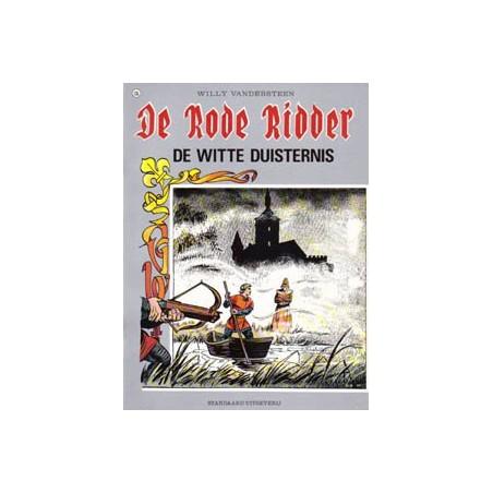 Rode Ridder Kleur 135<br>De witte duisternis<br>1e druk 1990