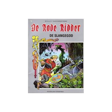 Rode Ridder Kleur 137 De slangegod 1e druk 1991