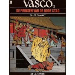 Vasco 12 - De prinsen van de rode stad