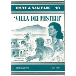 Boot & Van Dijk 10 - Villa dei misteri