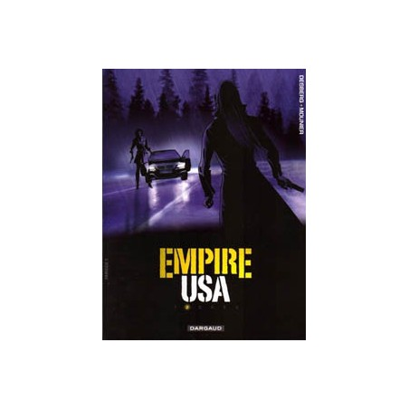 Empire USA 02 herdruk
