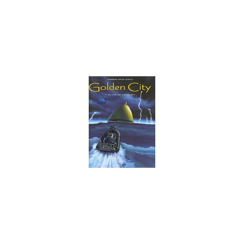 Golden City  07 HC De verloren kinderen