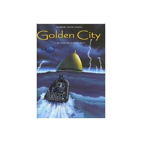 Golden City 07 HC<br>De verloren kinderen