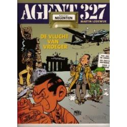 Agent 327 19 SC<br>De vlucht van vroeger