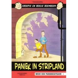 Kroepie en Boelie Boemboem 01 Paniek in stripland