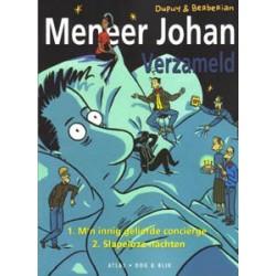 Meneer Johan Verzameld 01<br>Bevat deel 1 & 2