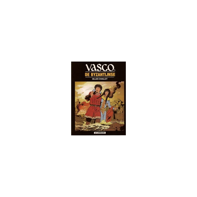 Vasco  03 De Byzantijnse