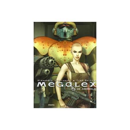 Megalex 01 De anomalie