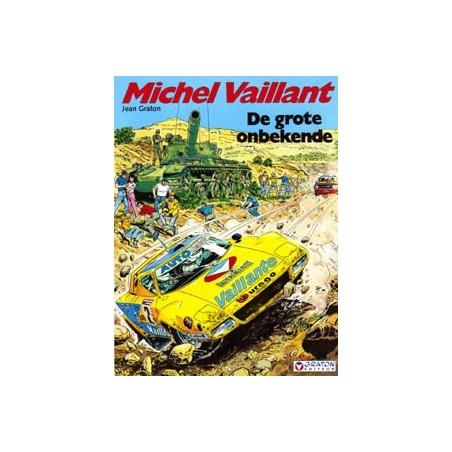 Michel Vaillant 37 De grote onbekende herdruk Graton