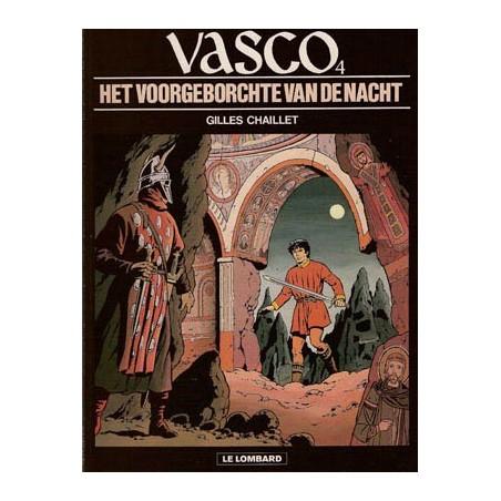 Vasco  04 Het voorgeborchte van de nacht