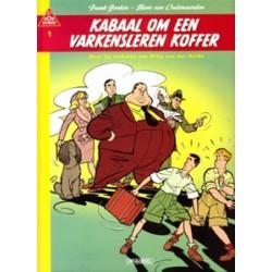 Bob Evers 01 SC Kabaal om een varkensleren koffer