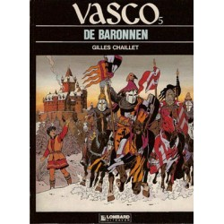 Vasco 05 - De baronnen