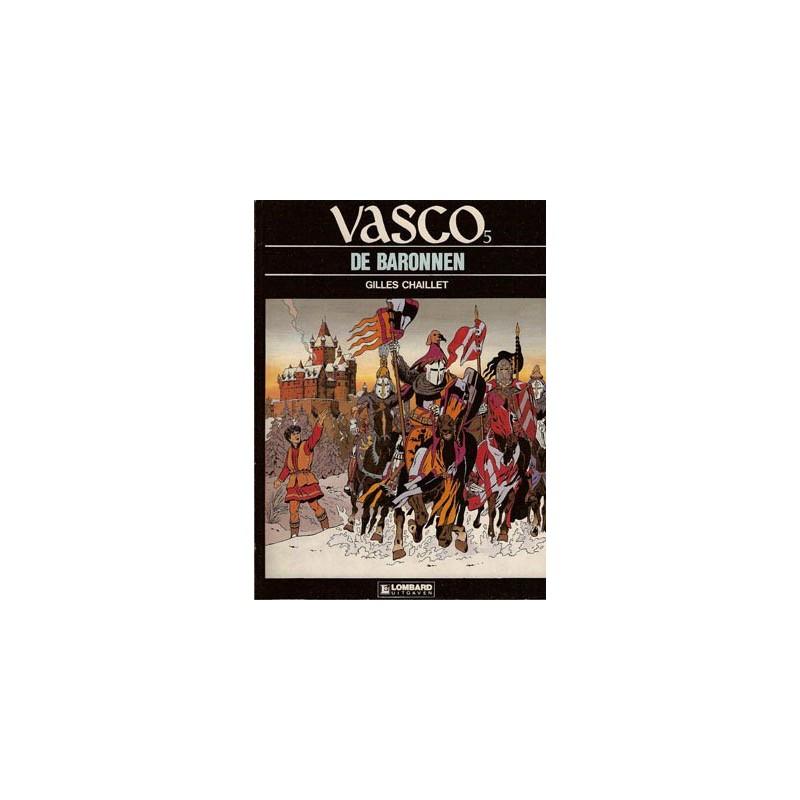Vasco  05 De baronnen
