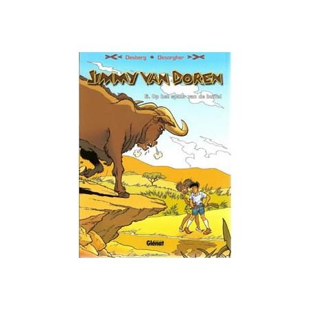 Jimmy van Doren  06 Op het spoor van de buffel