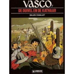 Vasco 07 - De duivel en de kathaar 1e druk 1988