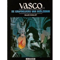 Vasco 13 - De grafdelvers van Beëlzebub