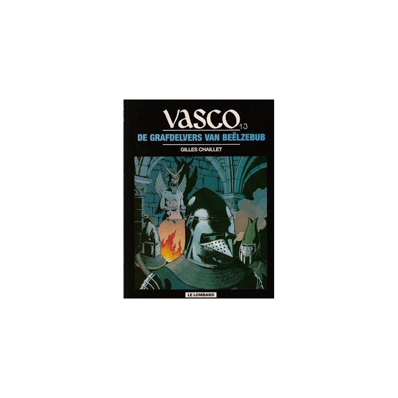 Vasco  13 De grafdelvers van Beëlzebub
