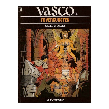 Vasco 14 - Toverkunsten