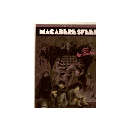 Macabere Sfeer set HC<br>deel 1 t/m 3<br>1e druk 1987-1993