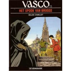 Vasco 15 - Het spook van Brugge