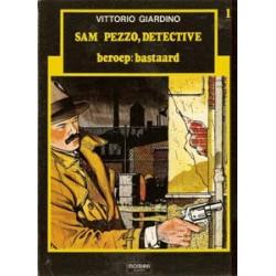 Sam Pezzo, Detective set<br>deel 1 t/m 3<br>1e drukken 1983-1984