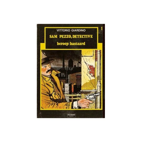 Sam Pezzo, Detective set deel 1 t/m 3 1e drukken 1983-1984