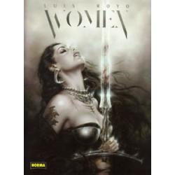Royo Women NL uitgave met tekst in NL, FR & DE