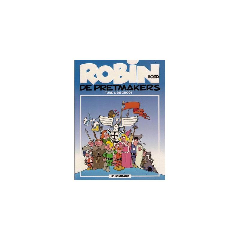 Robin Hoed 01 - De pretmakers