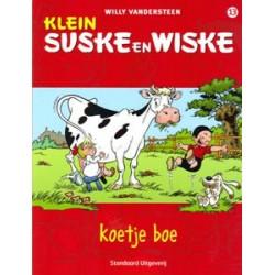 Klein Suske & Wiske 13<br>Koetje boe